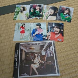 水樹奈々 CD プロマイド