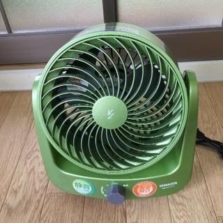 コンパクト扇風機