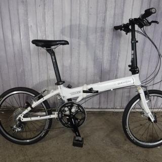 ✨希少!✨美品!✨DAHONの折りたたみ自転車VITESSE P...