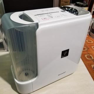 シャープ 加熱気化式加湿器 HV-Z50CX プラズマクラスター搭載