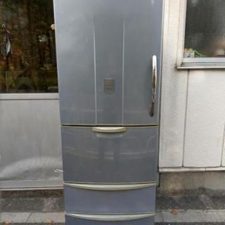 サンヨー冷蔵庫SR-401BL