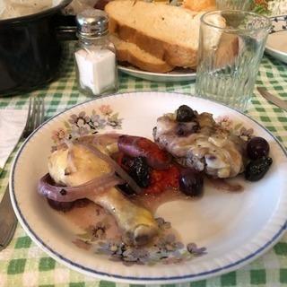 セルビア料理教室