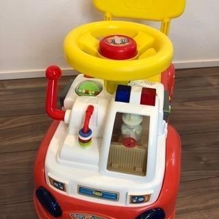 手押し車、室内カート、乗物玩具