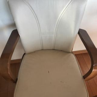 値下げ可能 回る椅子 2脚