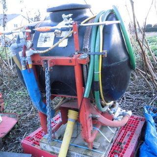 噴霧器 トラクター3点リンク方式
