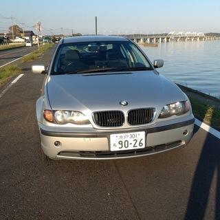 BMW318i 検31年3月まで  乗って帰れます!
