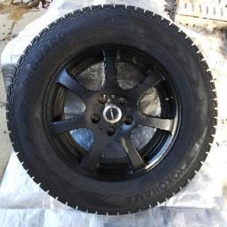 デリカD5 新品 スタッドレスタイヤ