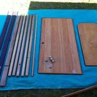 木材 木工材料に バラもまとめてもOK ★木製ドア(ノブあり)パ...