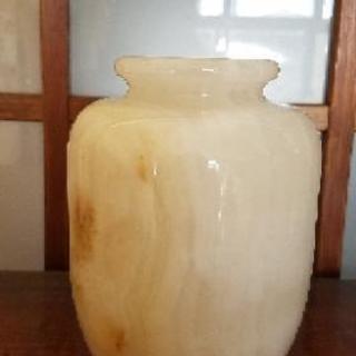 ☆急募☆ 高級オニックス花瓶