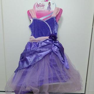 ふわふわ★キラキラドレス★紫色★ハロウィンやクリスマスに★…