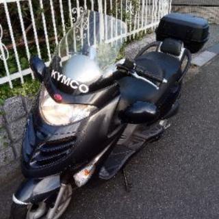 125cc 台湾KYMCO グランディング 格安!