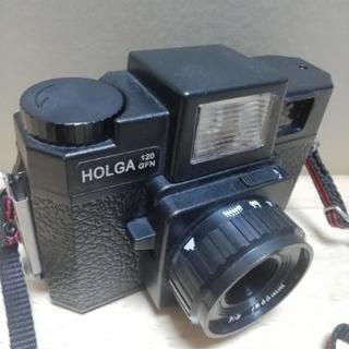 トイカメラ HOLGA 120GFN (動作未確認)