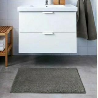 【未使用】IKEA ラグ BADAREN バスマット バスラグ