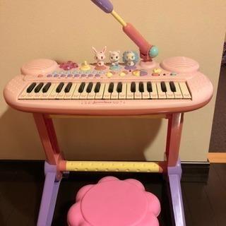 ジュエルペット ピアノ