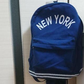 NEW YORK  リュック 新品同様
