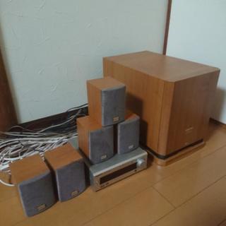 取引中 ONKYO 5.1ch サラウンドスピーカーシステム