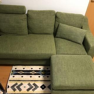 3人掛けソファー引き取りに来れる方限定