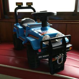 子供 オモチャ 乗り物 トヨタ ランドクルーザー 4WD