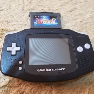 GAME BOY ADVANCE ゲームボーイ