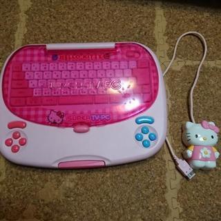 キティちゃんのテレビゲーム