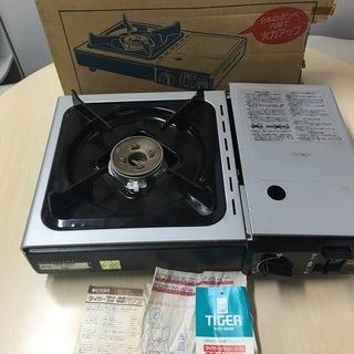 タイガー ツインパワフル CKD-2500 ボンベ2本使用可