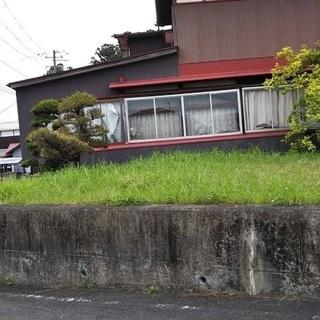 宮城県大崎市三本木の古い戸建!80坪