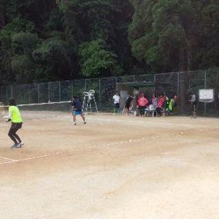 硬式テニス平日女性会員募集(年15000円)