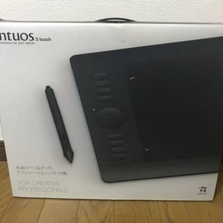 ペンタブレット売ります。Intuos5 PTK-650/K1