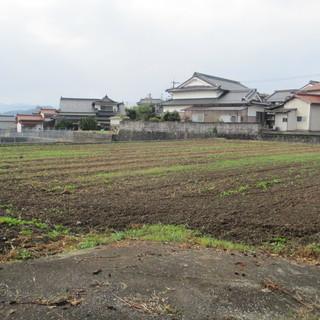 ※田川市伊田町の356坪の平地 (地目 田)農転可能
