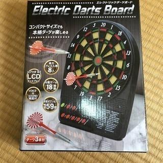 値下げ★新品☆エレクトリックダーツボード