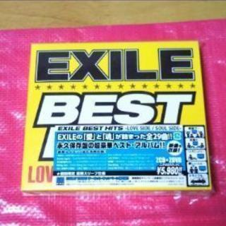 EXILE アルバム BEST HITS