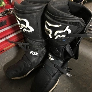モトクロスfox ブーツ comp8