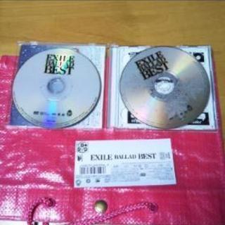 EXILE アルバム BALLAD BEST - 本/CD/DVD