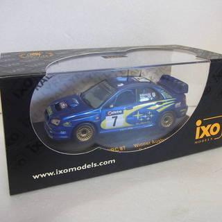 ixo◎スバル インプレッサ WRX STI 2003 1/43...