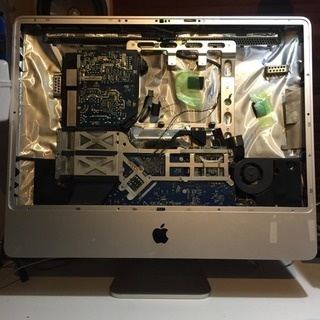 iMac 2008 late 部品取り ジャンク