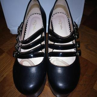 Newlymeゴスロリ靴