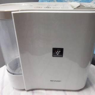 SHARP プラズマクラスター搭載 加湿器 ベージュ系 HV-D...
