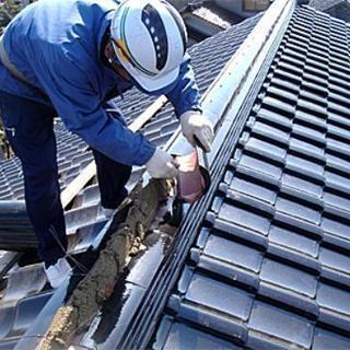 瓦屋根修繕 *即日対応