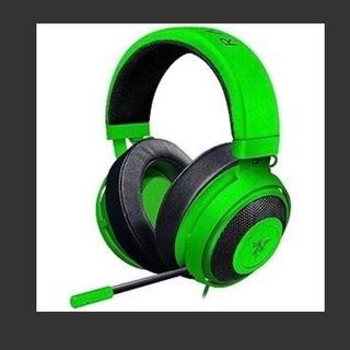 Razer Kraken Pro V2 緑  箱あり 売ります。