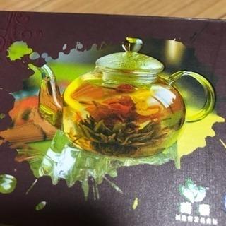 花咲く工芸茶(ジャンク)