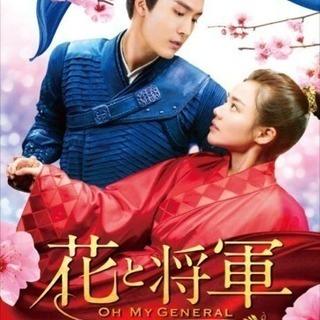 花と将軍 全話 DVDドラマ 中古美品 日本語字幕あり