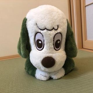 ワンワン ぬいぐるみ(枕?)