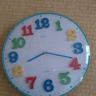 見やすい掛時計