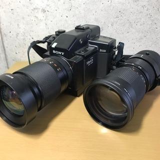 【希少】SONY カメラ 初期デジカメ