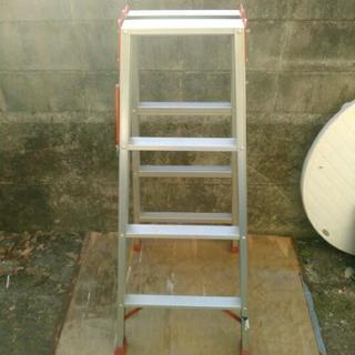 中古 はしご 脚立 ステップ 梯子