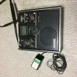 【値下げしました・BCLラジオ】ソニースカイセンサー ICF-5800
