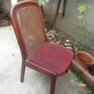 無料椅子 2種