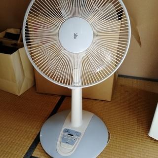 【引っ越しセール】山善 YAMAZEN リモコン付き扇風機