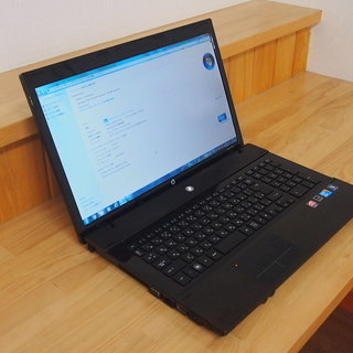 値下げ!HP ProBook4720s★17.3インチ大画面!!...