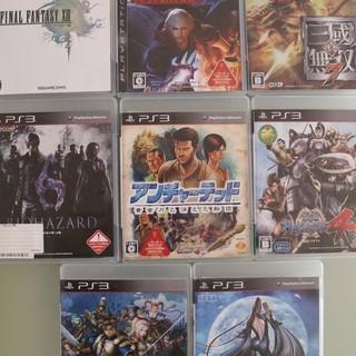 [PS3]プレイステーション ソフト 各1,000円